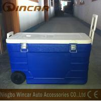 Cheap Professional 4X4 Off-Road Accessories Portable Food Cooler Box EPS Insulation Material wholesale