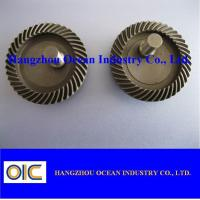 Cheap M1 M1.5 Transmission Mini Spiral Bevel Gear With Case Harden wholesale