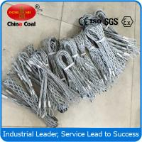 Cheap Double eye galvanized cable pulling grips wholesale