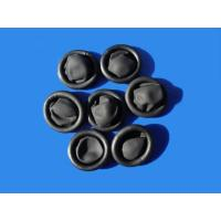 Cheap black conductive textured powder free finger cot SML available wholesale