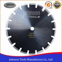 """Cheap 12"""" - 24"""" Smooth Cutting Asphalt Cutting Blades With Drop Protection Segment wholesale"""
