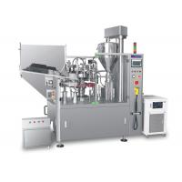 Cheap Cosmetic Use Automatic Tube Filling Machine For Tomato Paste Packing wholesale