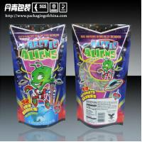 Cheap Ice bars packaging, fashion doypack packaging pouch with zipper, lamination film wholesale