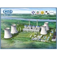 Cheap Eco - Friendly Horizontal Circulating Fluidized Bed Combustion Boiler Easy Operation wholesale