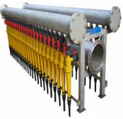 Cheap High Consistency Pulp Cleaner Desander Separator Sand Remover Sand-Catcher wholesale