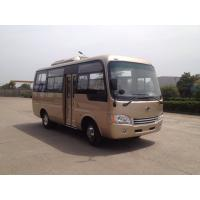 High Roof Tourist Star Coach Bus 7.6M With Diesel Engine , 3300 Axle Distance