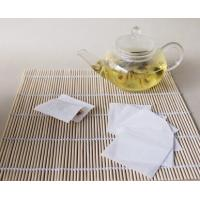 Buy cheap 100pcs 12*17cm food grade heat seal empty non-woven tea filter bag from wholesalers
