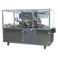Cheap Adjustable Speed Cellophane Packaging Machine , Over Wrapping Machine With Tear Tape wholesale