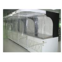 Cheap Horizontal Lab Class100 Cleanroom Laminar Flow Cabinet / Laminar Airflow Bench wholesale