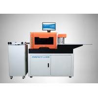 Buy cheap Industrial Channel Letter Bending Machine 10-40 M/ Min Speed For Aluminum Sign from wholesalers