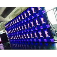 Cheap Indoor Rental LED Display Curtain Video Advertising And Stage Performence 500mm X 1000mm wholesale