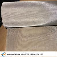 Cheap 410/430 Magnetic Stainless Steel Wire Mesh wholesale
