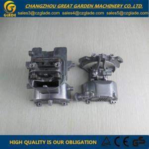 Cheap Aluminum and Magnesium Alloys plastic Crankcase Parts For grass cutter machine wholesale