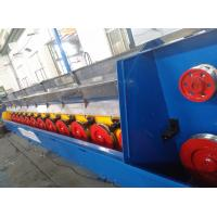 400/13 DL 160KW Large Wire Drawing Equipment For Single Bare Aluminium Wire
