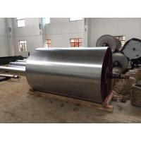 Cheap Durable Polishing Mirror Roller For Sheet Extrusion Line , Calender Rollers wholesale