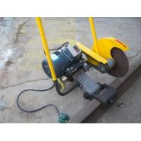Cheap DQG-3 railway electric power cutting machine/rail cutting saw wholesale