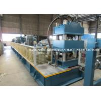 Cheap Two Waves Highway Guardrail Cold Roll Forming Machine HRC58-60 hardness wholesale