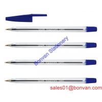 Cheap low price hot sales School plastic cheap ball pen for good use wholesale