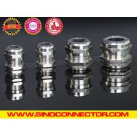 Cheap Cable Glands Metallic Standard IP69K / IP68 with Metric Connection Thread wholesale
