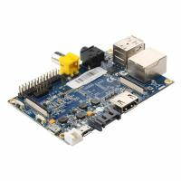 Allwinner A20 dual core single board computer with Gigabit Ehernet and a SATA Socket is better than Orange Pi 2