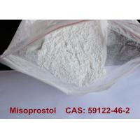 Cheap 99.05% High Purity Pharmaceutical Intermediate Misoprostol White Solid wholesale