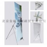 Cheap Economy portable 180g PP paper or 220g glossy photo paper X - banner stand wholesale