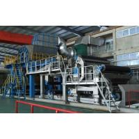 China toilet paper  machine / toilet paper production line (our engineer can design it for you) on sale
