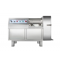 Buy cheap Stainless Steel Meat Dicing Machine , Commercial Meat Slicing Machine from wholesalers
