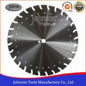 Cheap Professional Asphalt Cutting Blades / Asphalt Cutter Wheel With Decoration Holes wholesale