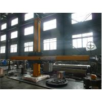 5x4m Column And Boom Manipulator With Control Box Platform For Seam Welding