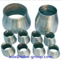 Cheap ASTM A403 / A403M WP321 ASME B16.9 Stainless Steel Concentric / Eccentric reducer wholesale