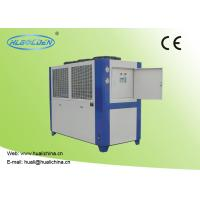 Cheap Air Cooled Water Chilling Plant / Industrial Water Chiller For Printing Machine wholesale