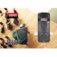 Cheap Plastic Active Battery Powered Outdoor Speakers Amplifier Multifunctional wholesale