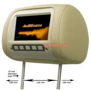 Cheap Car headrest tft lcd monitor wholesale