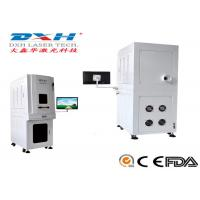 Ceramics Material Applied Uv Etching Machine , Laser Stamping Machine 220V/60HZ