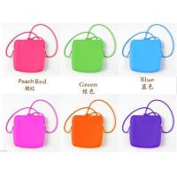 Cheap Soft Durable Silicone Shoulder Bags For Teenagers Girls , Ladies Shoulder Bags wholesale