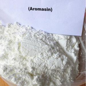 Cheap Aromasin Exemestane Acatate Anti Estrogen Steroids Powder CAS 107868-30-4 for Bulking Cycle wholesale