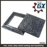 Cheap GX Supply Caventilated Light Manhole Cover with Composite Coated wholesale