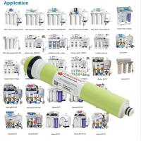Cheap 0.0001 Micron 4 Stage Reverse Osmosis Replacement Filters96-98% Stable Rejection wholesale