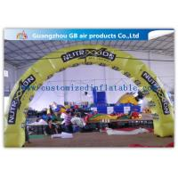 Cheap Pvc Tarpaulin Inflatable Tire Arch Promotion For Tyre Entrance Arch wholesale