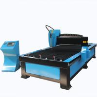 China Metal CNC Plasma Cutting Machine 380v / 220v Voltage For Steel Tube Plate on sale