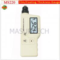 Cheap handheld digital coating thickness gauges MS220 wholesale