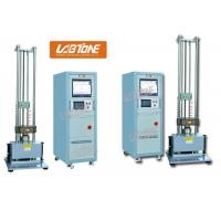 Cheap High Efficiency Mechanical Shock Test , Digital Shock Absorber Testing Machine  wholesale
