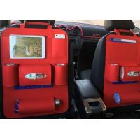 Cheap Custom Logo Large Car Seat Back Storage Bag Easy Installation And Removing wholesale