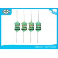 Cheap Humidity Resistance Fixed Inductor Compact / Lightweight ROHS Certification wholesale
