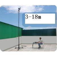 Cheap portable 6m aerial photography mast system with remotr monitor wholesale