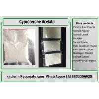 Anti-Androgen Steroid Powder Cyproterone Acetate / CPA / Cyprostat Hormone