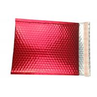 Cheap Moisture Proof Colorful Metallic Bubble Mailer Glamour Shipping Mailing Bags wholesale