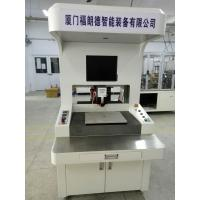 Cheap Floor Type Automatic Dispensing Machine , English Panel Epoxy Glue Dispenser wholesale