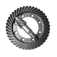 China UTB 6.41 Spiral Bevel Gear Manufactures for Tractor on sale
